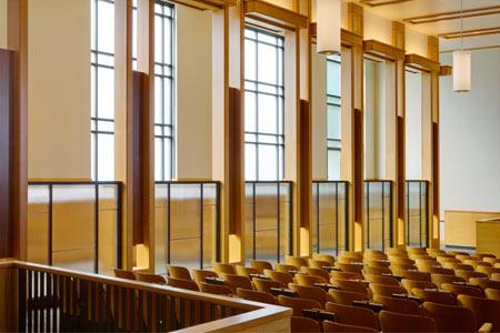 church remodel robert havas oregon woodworking carpentry