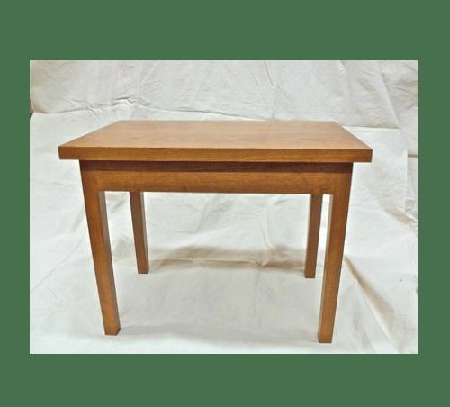 simple wooden table custom robert havas